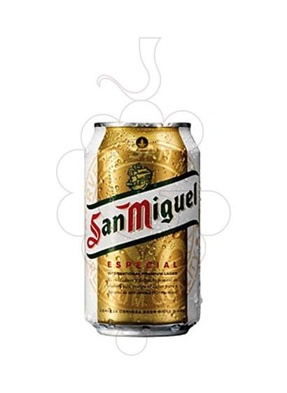 Foto Cerveza San Miguel Llauna