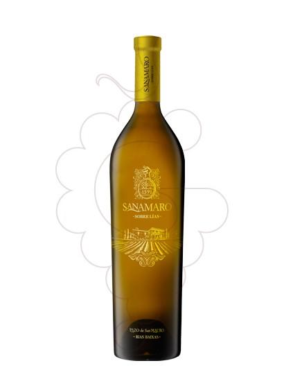 Foto Sanamaro vino blanco