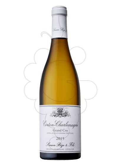 Foto Simon Bize Corton-Charlemagne vino blanco