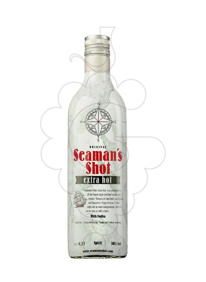Foto Licor Seaman's Shot Extra Hot