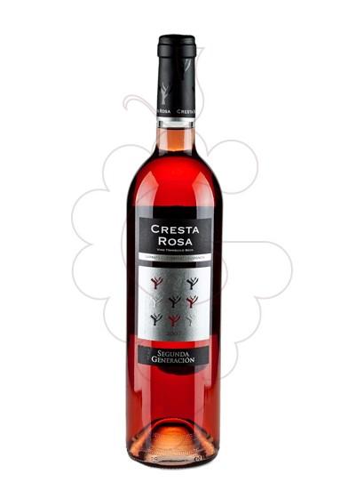 Foto Segona Generació Cresta Rosa vino rosado