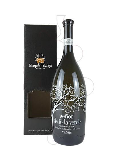 Foto Albariño Señor da Folla Verde Magnum vino blanco