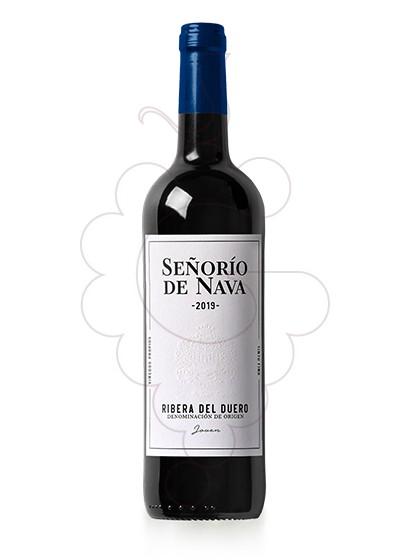 Foto Señorio de Nava Joven vino tinto