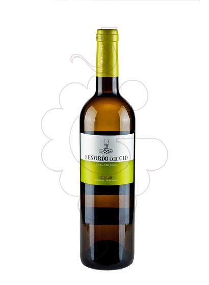 Foto Señorio del Cid Blanc (Verdejo) vino blanco