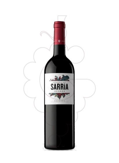 Foto Señorio Sarria Crianza vino tinto