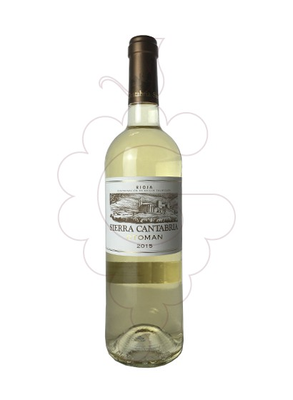 Foto Sierra Cantabria Otoman vino blanco