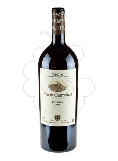 Foto Sierra Cantabria Crianza Magnum vino tinto