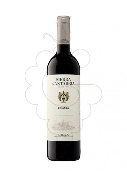 Foto Sierra Cantabria Crianza vino tinto