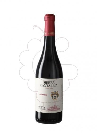 Foto Sierra Cantabria Garnacha vino tinto