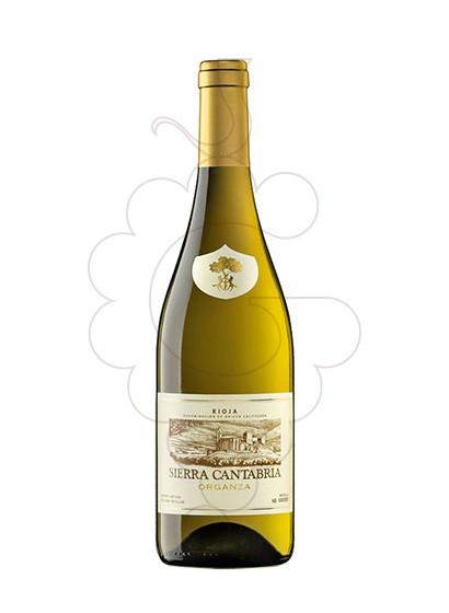 Foto Sierra Cantabria Organza vino blanco