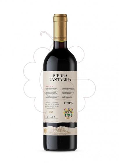 Foto Sierra Cantabria Reserva Magnum vino tinto