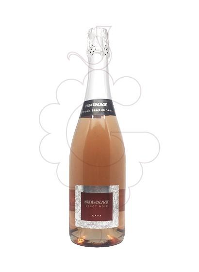 Foto Signat Brut Rose  vino espumoso
