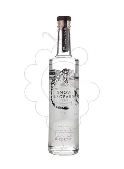 Foto Vodka Snow Leopard