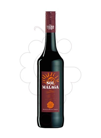 Foto Sol de Málaga vino generoso