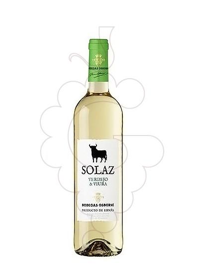 Foto Solaz Blanc Viura vino blanco
