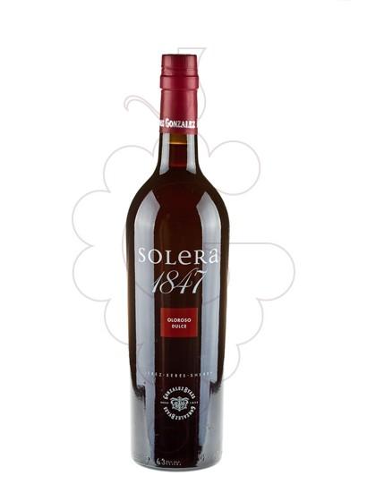 Foto Solera 1847 Cream vino generoso