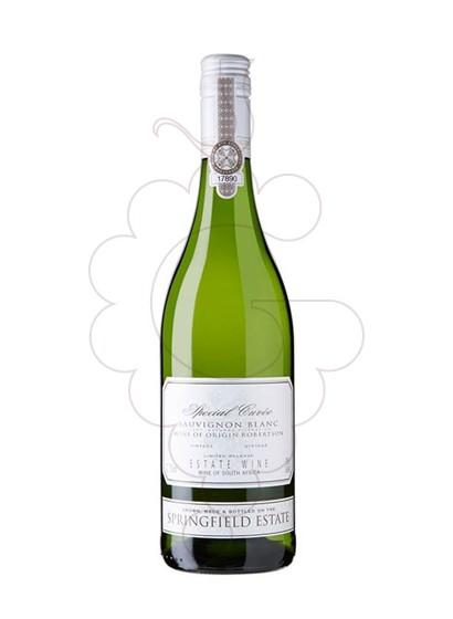 Foto Springfield Special Cuvée Sauvignon Blanc vino blanco