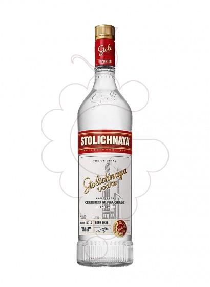 Foto Vodka Stolichnaya