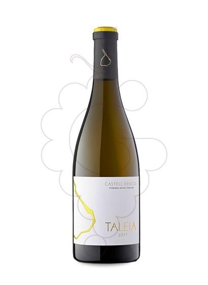 Foto Taleia vino blanco