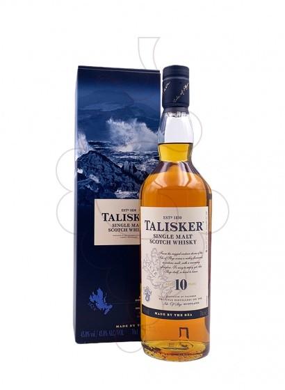Foto Whisky Talisker 10 Años