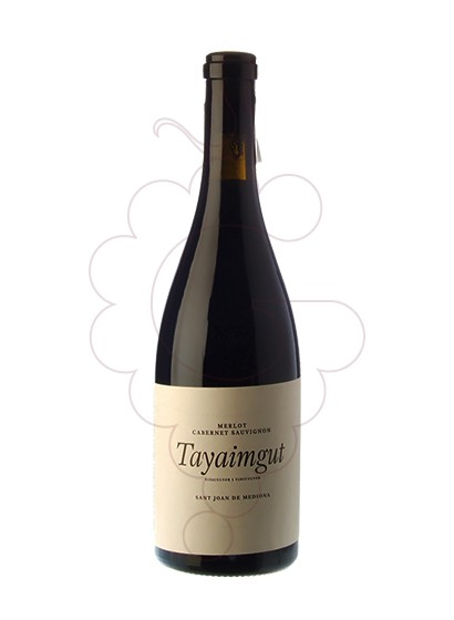 Foto Tayaimgut Hort de les Canyes vino tinto