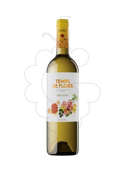 Foto Temps de Flors Blanc vino blanco