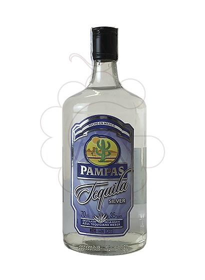 Foto Tequila Pampas Silver