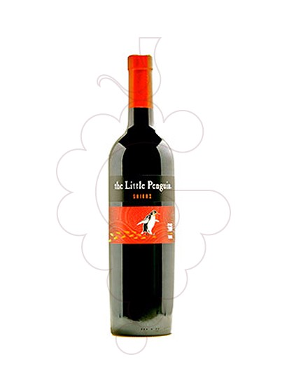 Foto The Little Penguin Shiraz vino tinto