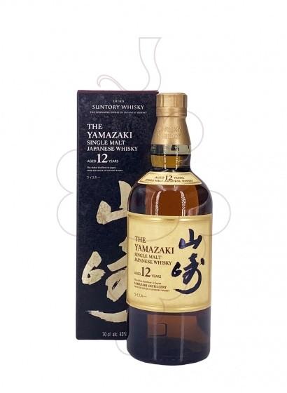 Foto Whisky The Yamazaki 12 Años