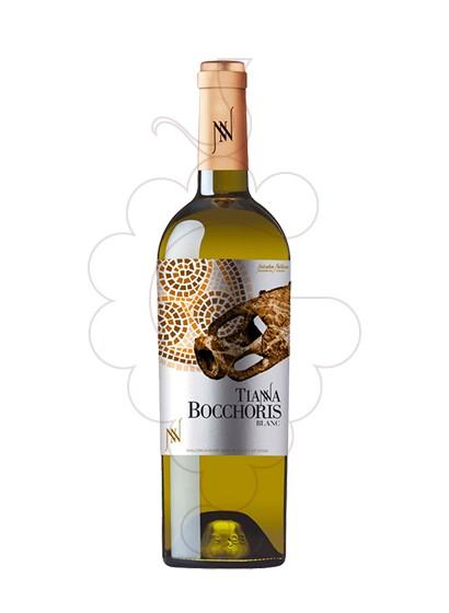 Foto Tianna Bocchoris Blanc vino blanco