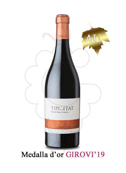 Foto Tipicitat  vino tinto