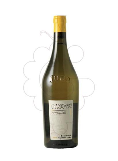 Foto Tissot Arbois Patchwork Chardonnay vino blanco