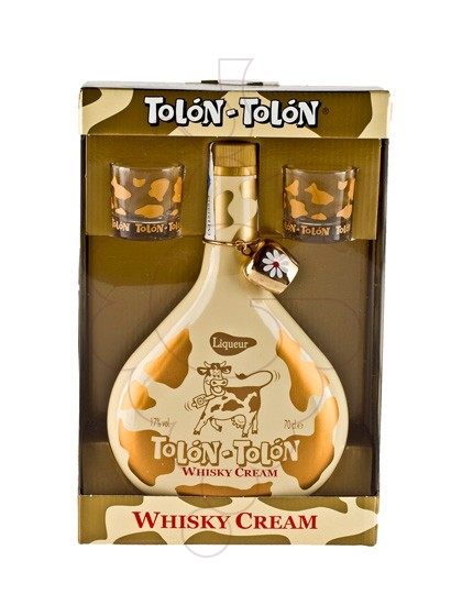 Foto Licor Tolon-Tolon Whisky Cream