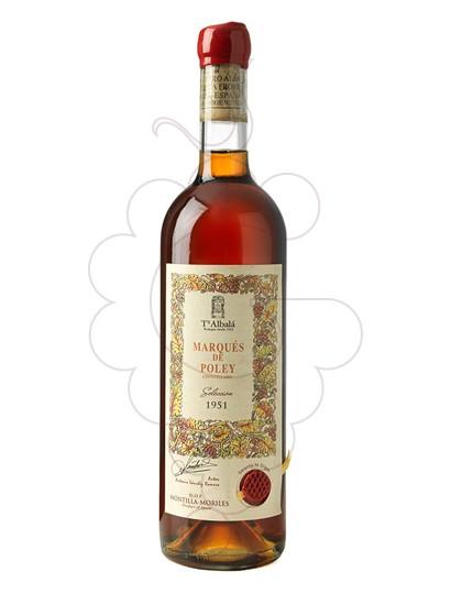 Foto Toro Albalá Marqués de Poley Amontillado vino generoso