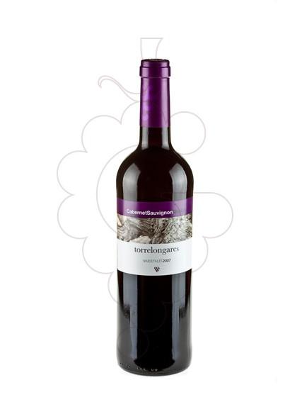 Foto Torrelongares Cabernet Merlot vino tinto