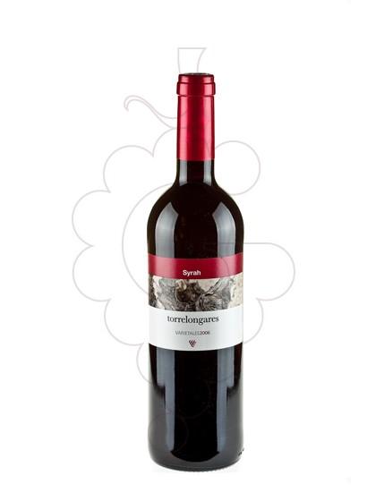 Foto Torrelongares Syrah vino tinto