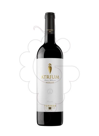 Foto Torres Atrium Merlot vino tinto