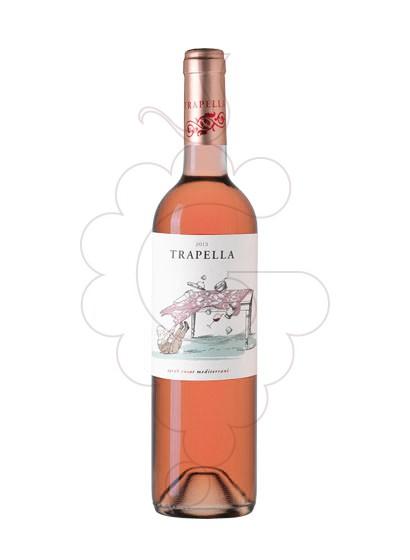Foto Trapella vino rosado