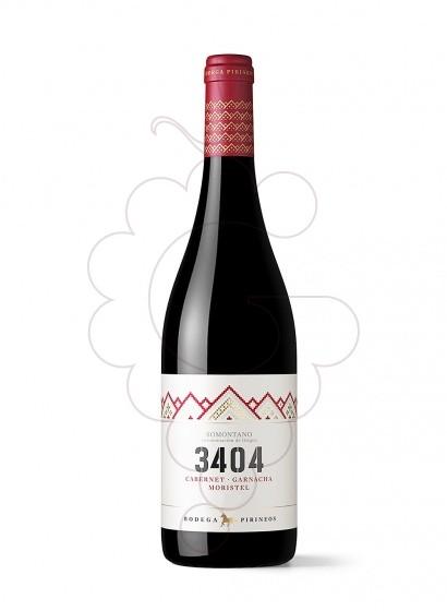 Foto 3404 de Pirineos vino tinto