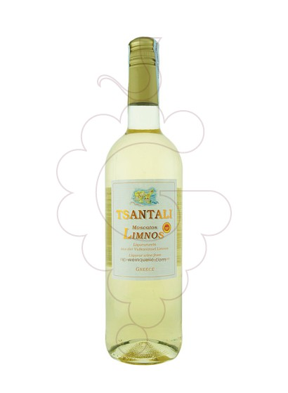 Foto Tsantali Limnos vino generoso