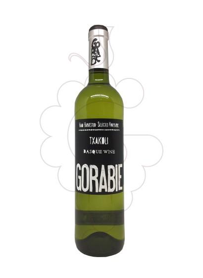 Foto Txakoli Gorabie  vino blanco