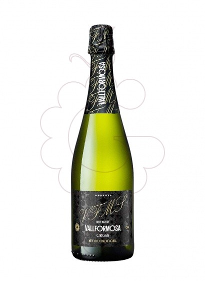 Foto Vallformosa Origen Brut Nature vino espumoso
