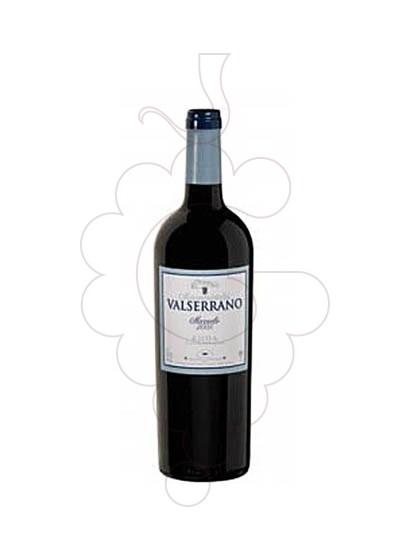 Foto Valserrano Mazuelo  vino tinto