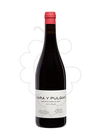Foto Vara y Pulgar vino tinto