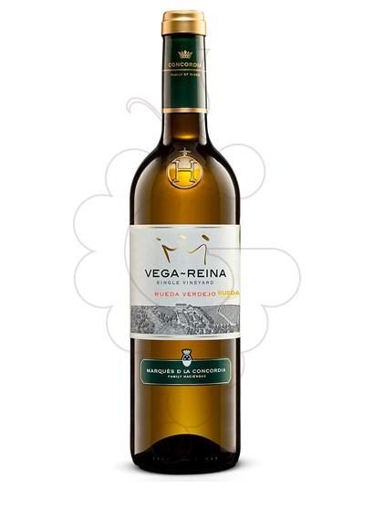 Foto Vega de la Reina Verdejo vino blanco