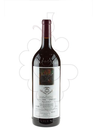 Foto Vega Sicilia Unico Magnum vino tinto