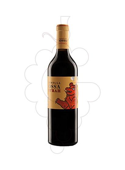 Foto Venta la Ossa Syrah vino tinto