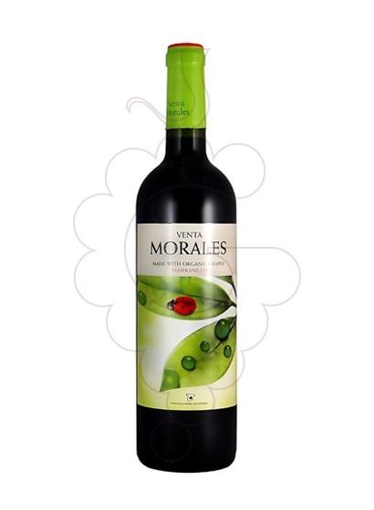 Foto Venta Morales Organic Tempranillo vino tinto