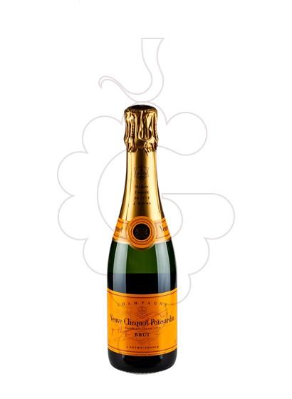 Foto Veuve Clicquot Brut Carte Jeune (mini) vino espumoso