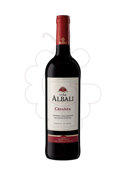 Foto Viña Albali Crianza vino tinto